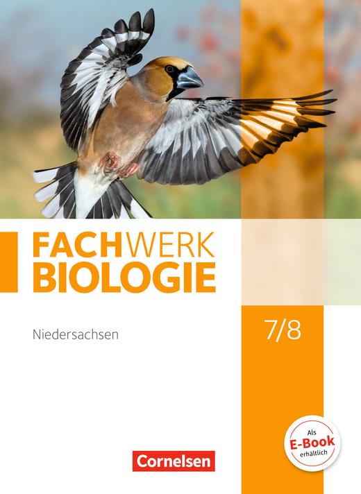 Fachwerk Biologie - Schülerbuch - 7./8. Schuljahr