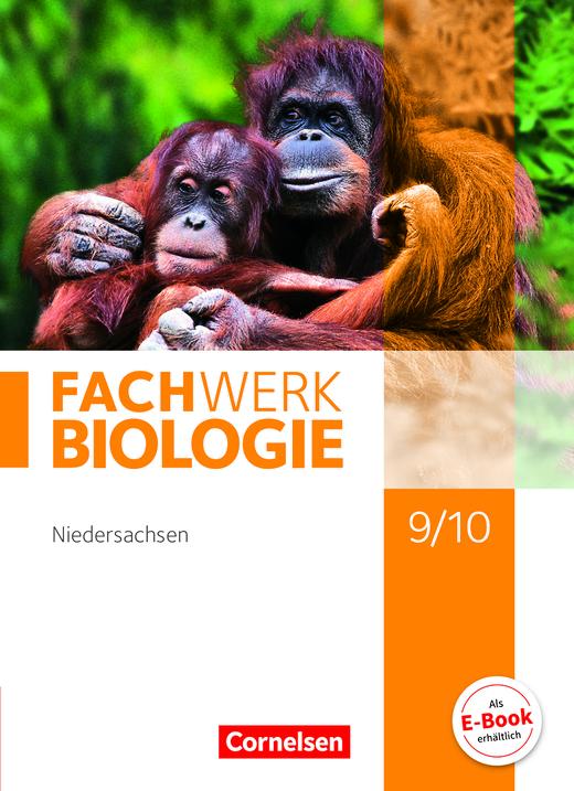 Fachwerk Biologie - Schülerbuch - 9./10. Schuljahr