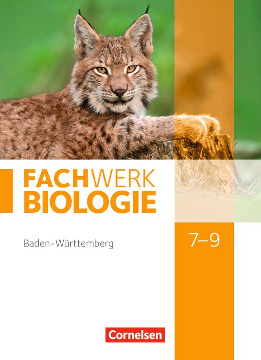 Fachwerk Biologie - Schülerbuch - 7.-9. Schuljahr