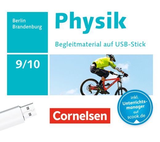 Physik - Neue Ausgabe - Begleitmaterial auf USB-Stick - 9./10. Schuljahr