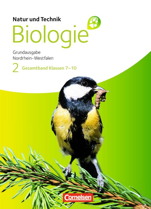Natur und Technik - Biologie (Ausgabe 2011) - Schülerbuch - Gesamtband