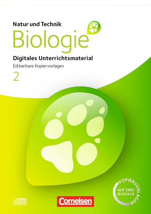 Natur und Technik - Biologie (Ausgabe 2011) - Digitales Unterrichtsmaterial - Kopiervorlagen auf DVD-ROM - 7.-10. Schuljahr