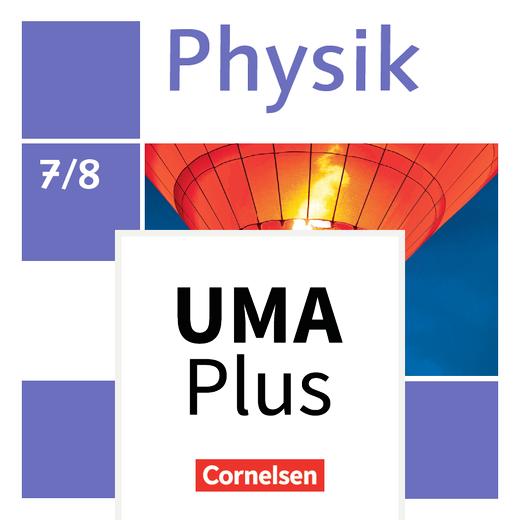 Physik - Neue Ausgabe - Unterrichtsmanager Plus online - 7./8. Schuljahr