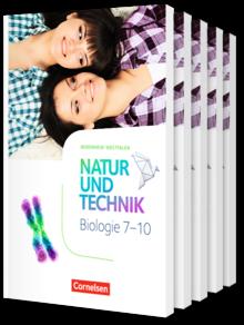 Natur und Technik - Biologie Neubearbeitung - Nordrhein-Westfalen