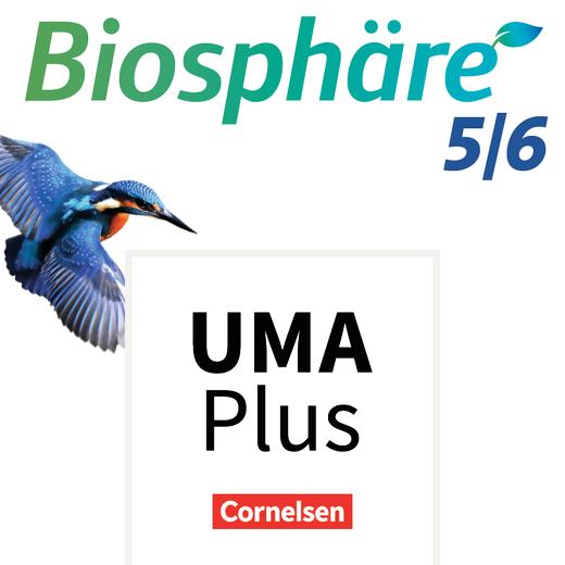 Biosphäre Sekundarstufe I - Unterrichtsmanager Plus online - 5./6. Schuljahr