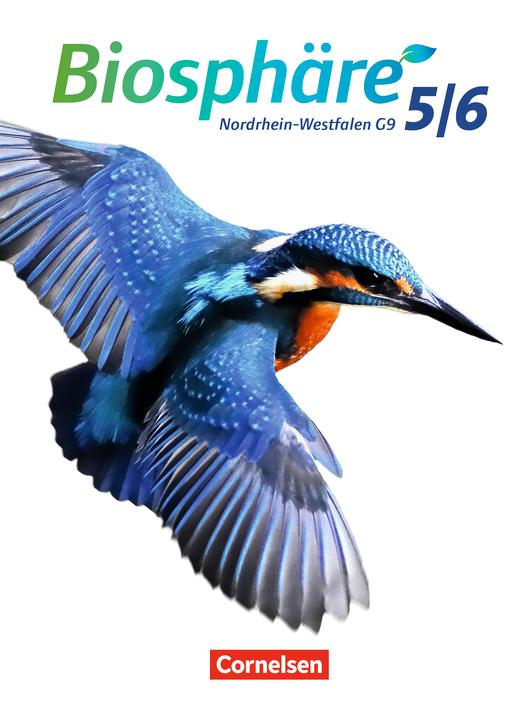 Biosphäre Sekundarstufe I - Schülerbuch - 5./6. Schuljahr