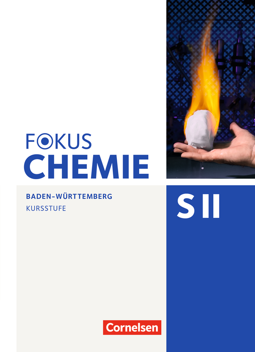 Fokus Chemie - Sekundarstufe II - Schülerbuch - Kursstufe
