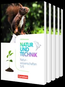 Natur und Technik - Naturwissenschaften: Neubearbeitung - Niedersachsen