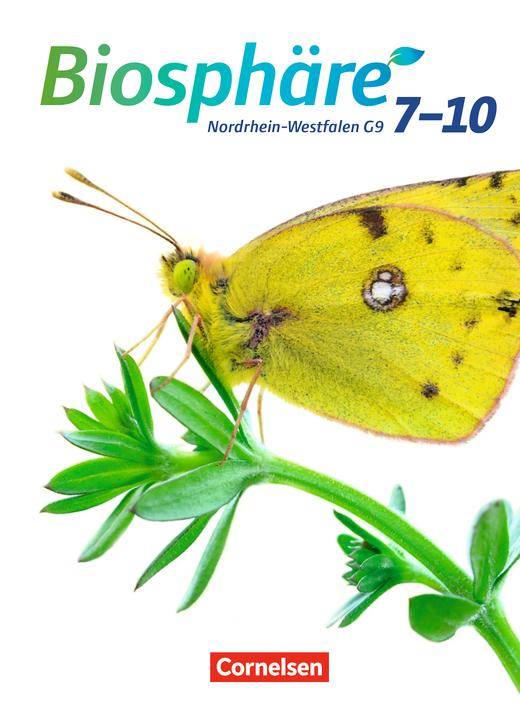 Biosphäre Sekundarstufe I - Schülerbuch - 7.-10. Schuljahr