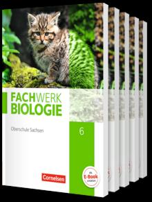 Fachwerk Biologie - Sachsen