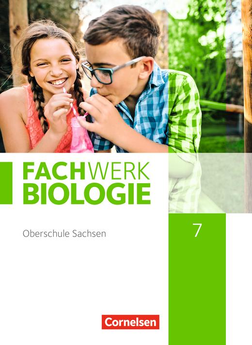 Fachwerk Biologie - Schülerbuch - 7. Schuljahr
