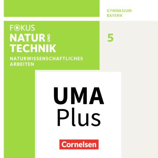 Fokus Biologie - Neubearbeitung - Unterrichtsmanager Plus online (Demo 90 Tage) - 5. Jahrgangsstufe: Natur und Technik - Naturwiss. Arbeiten