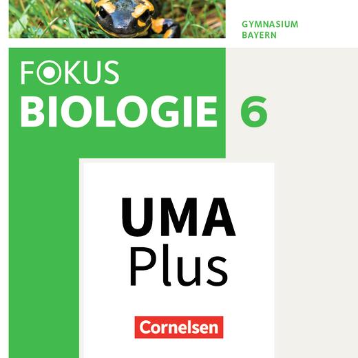 Fokus Biologie - Neubearbeitung - Unterrichtsmanager Plus online - 6. Jahrgangsstufe