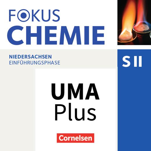 Fokus Chemie - Sekundarstufe II - Unterrichtsmanager Plus online - Einführungsphase