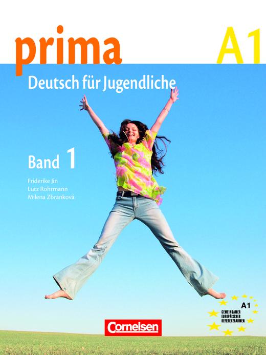 Prima - Deutsch für Jugendliche - Schülerbuch - A1: Band 1
