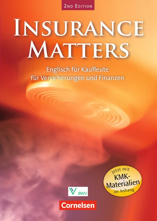 Insurance Matters - Schülerbuch - B1-Mitte B2
