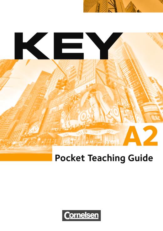 Key - Paket für Kursleiter/-innen: Kursbuch mit Teaching Guide - A2