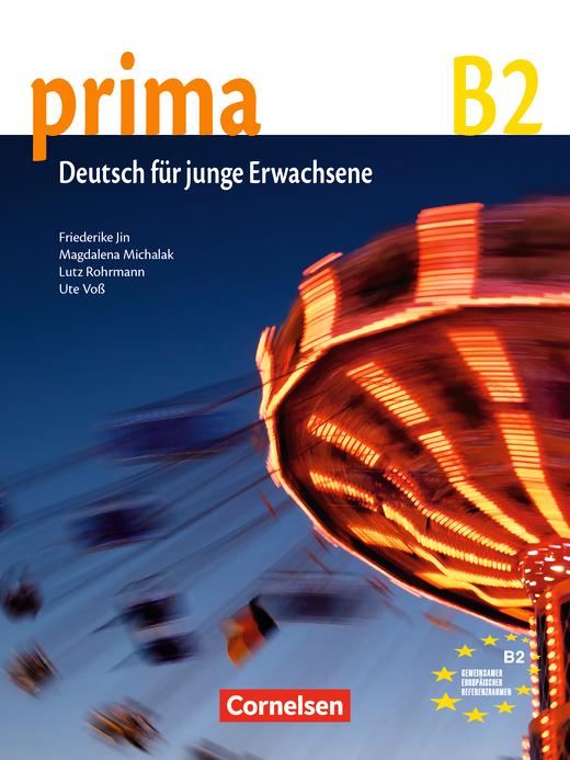 Prima - Die Mittelstufe - Schülerbuch - B2