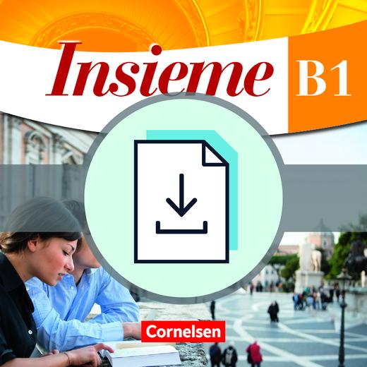 Insieme - Handreichungen für den Unterricht als Download - B1