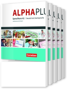 Alpha plus - Sprachkurs - Ausgabe 2011/12