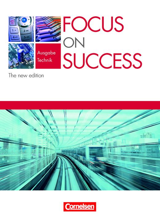 Focus on Success - The new edition - Schülerbuch - B1/B2
