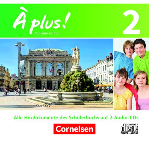 À plus ! - Audio-CDs - Band 2