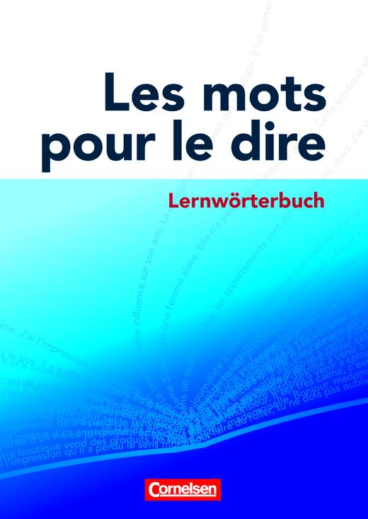 Les mots pour le dire - Lernwörterbuch