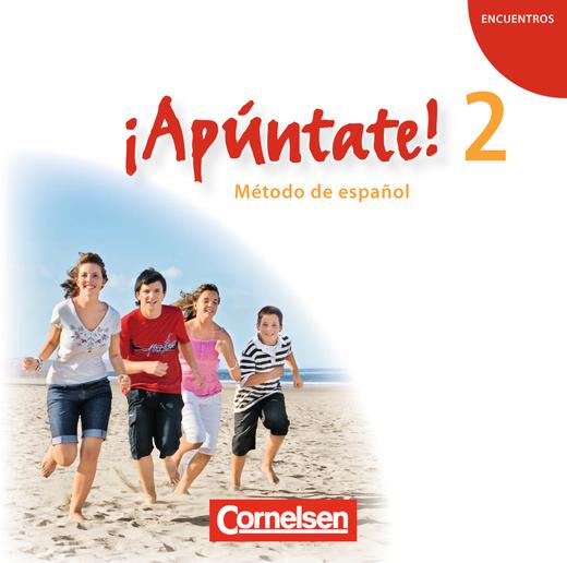 ¡Apúntate! - Audio-CD - Band 2