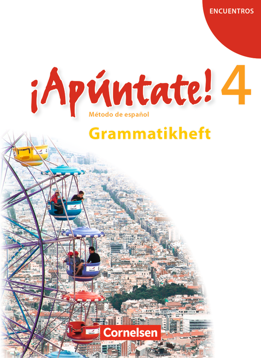 ¡Apúntate! - Grammatikheft - Band 4