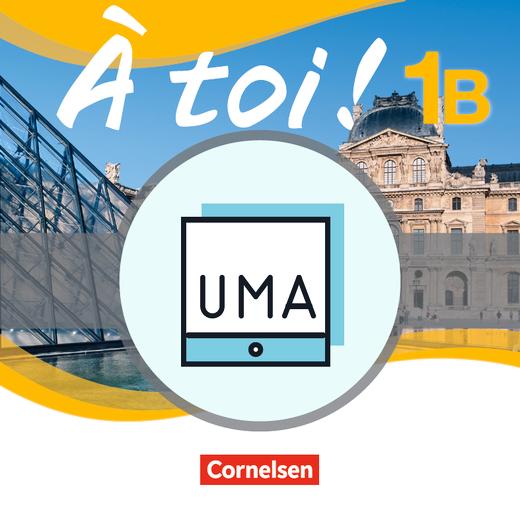 À toi ! - Unterrichtsmanager Zusatzmodul - Ergänzende Dateien zur Vollversion - Grammatikheft - online und als Download - Band 1B