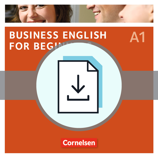 Business English for Beginners - Teaching Guide als Download - A1