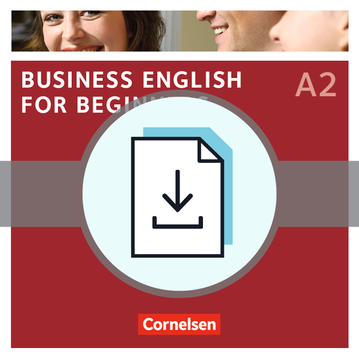 Business English for Beginners - Teaching Guide als Download - A2