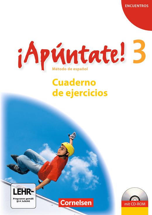 ¡Apúntate! - Cuaderno de ejercicios inkl. CD-Extra - Band 3