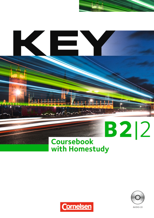 Key - Kursbuch mit CD - B2: Teilband 2