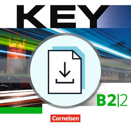 Key - Teaching Guide inkl. Kopiervorlagen als Download - B2: Teilband 2