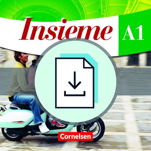 Insieme - Handreichungen für den Unterricht als Download - A1