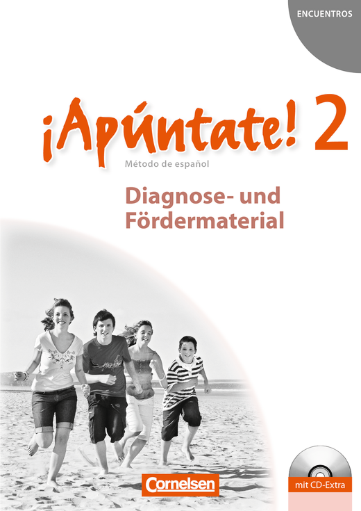 ¡Apúntate! - Diagnose- und Fördermaterial mit CD-ROM - Band 2