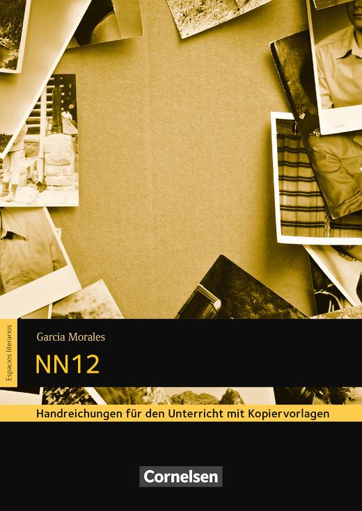 Espacios literarios - Gracia Morales, NN12 - Handreichungen für den Unterricht - B2