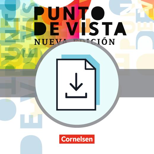 Punto de vista - Zu Dossier 3: Andalucía - Klausurvorschläge als Download - B1/B2