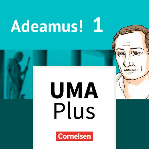Adeamus! - Unterrichtsmanager Plus online (Demo 90 Tage) - Band 1