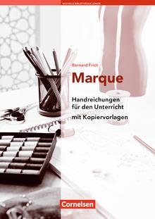 Nouvelle Bibliothèque Junior - Marque - Handreichungen für den Unterricht - A2