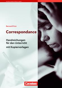 Nouvelle Bibliothèque Junior - Correspondance - Handreichungen für den Unterricht - B1