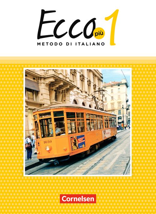 Ecco - Schülerbuch - Band 1
