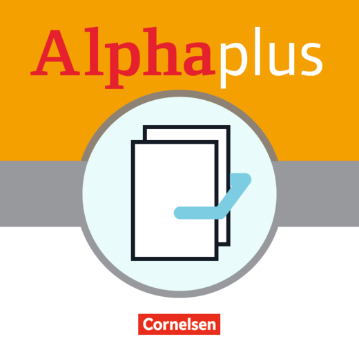 Alpha plus - Kursbuch und Bildwörterbuch - A1