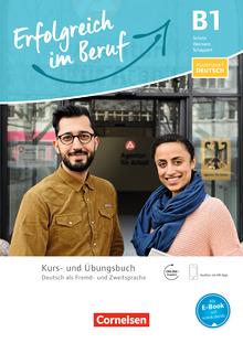 Pluspunkt Deutsch - Erfolgreich im Beruf - Kurs- und Übungsbuch - B1