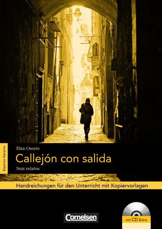 Espacios literarios - Callejón con salida - Handreichungen für den Unterricht - B1