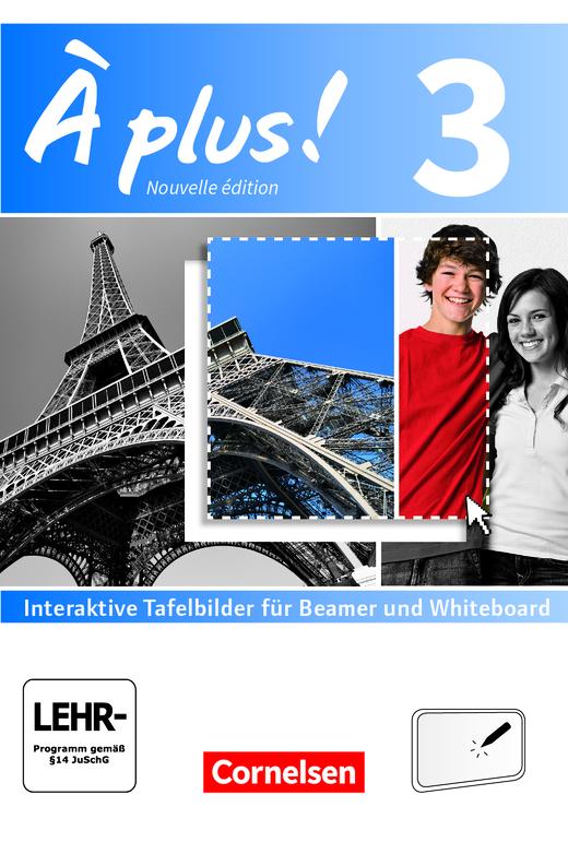 À plus ! - Interaktive Tafelbilder für Whiteboard und Beamer - CD-ROM - Band 3