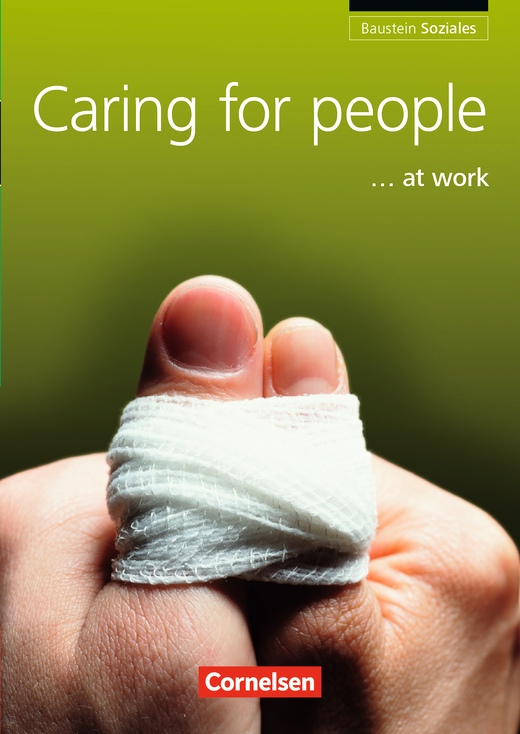 Baustein - Caring for people at work - Schülerbuch - A2/B1