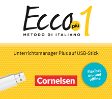 Ecco - Unterrichtsmanager Plus auf USB-Stick - Band 1