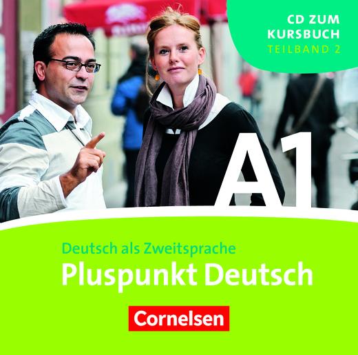 Pluspunkt Deutsch - CD - A1: Teilband 2